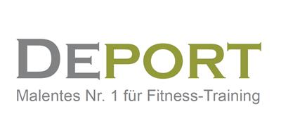 DEPORT Logo